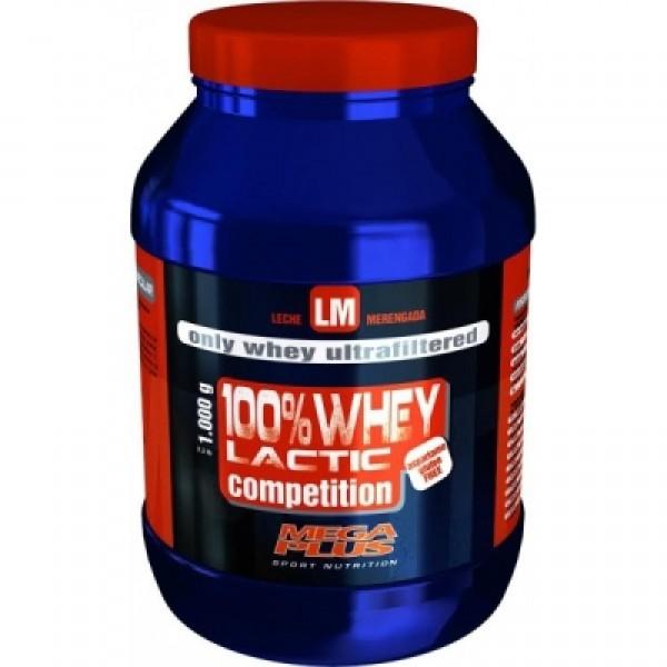 Whey 100% lacticcomp. choco negro 1kg
