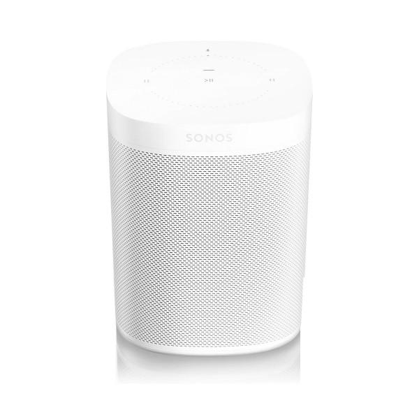 Sonos one blanco altavoz inteligente con airplay 2 de apple