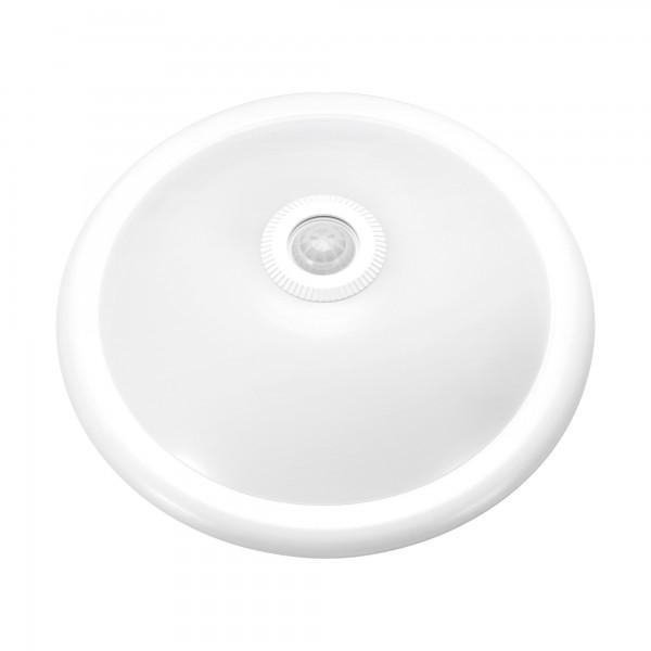 Aplique led sensor superficie ip20 2xe27