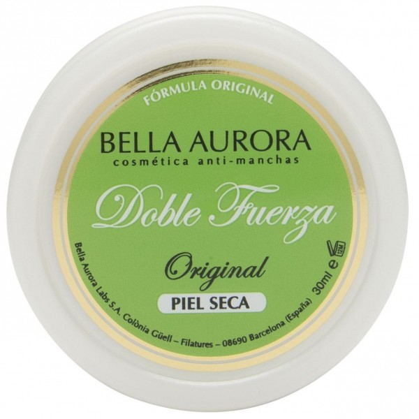 BELLA AURORA DOBLE FUERZA CREMA ANTIMANCHAS 30ML